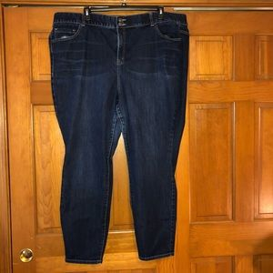 Lane Bryant Skinny T3 Jeans 28